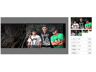 Bootstrap Snippet Image Crop jQuery using HTML CSS Bootstrap