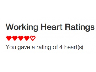 Functional Heart Ratings