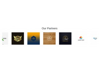 Client or Partners Logo Slider