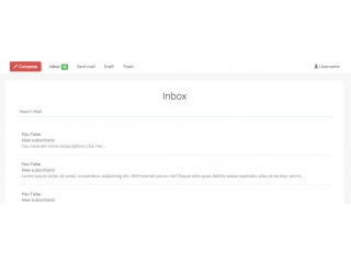E-mail Interface