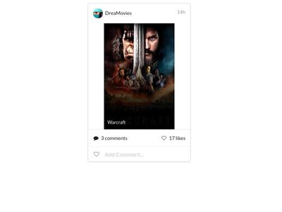 Embed movie item - Dreamovies.tk