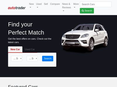 Car HOme page design https://themeforest.net/item/multi-categories-landing-pages-sketch-templates/20742664?ref=pxcr