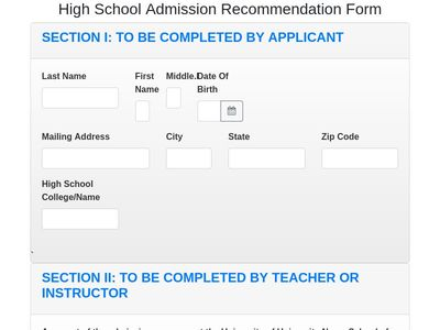 Bootstrap Snippet School Form using HTML CSS Bootstrap jQuery