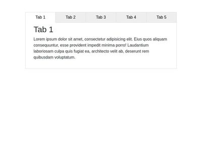 jQuery switching tabs and select