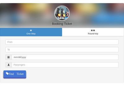 Bootstrap Snippet Buy Ticket using HTML CSS Bootstrap jQuery