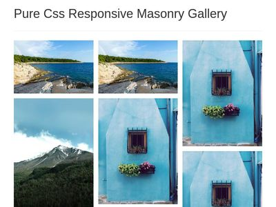 Bootstrap 3 Gallery Examples