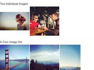 Bootstrap Snippet Lightbox image gallery using HTML CSS jQuery