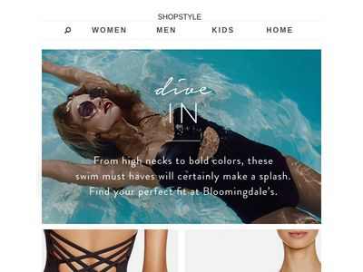 shop web layout