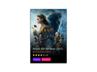 Beauti and the beast demo post