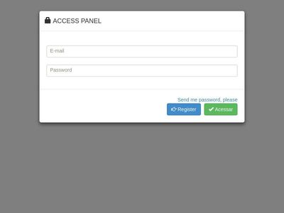 Form Login Label and Input together