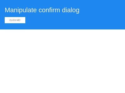uikit confirm dialogue