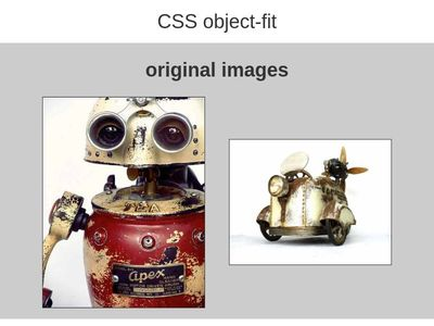 css image object