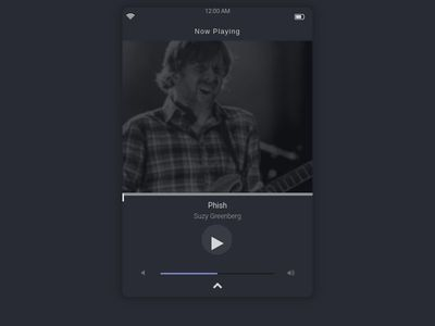 Bootstrap Snippet music card using HTML