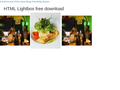 HTML Lightbox - lightbox popup free download
