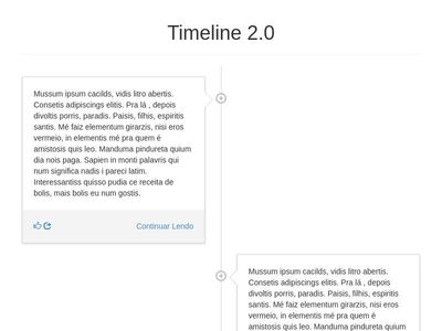 Timeline (with images and tooltip)